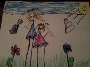 "Thing 2's ""Mommy & Me"""