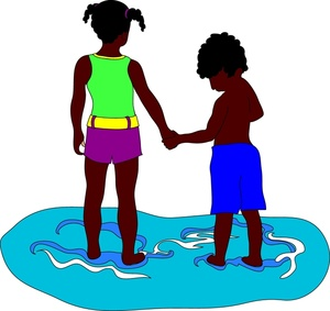 african_american_kids_brother_and_sister_holding_hands_at_the_beach_0515-1004-2914-3443_SMU