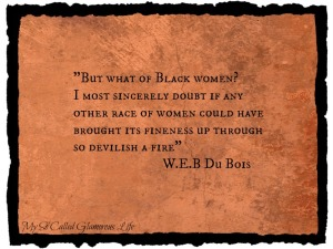 Black women strength quote