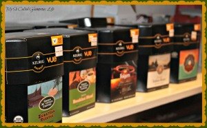 Pantry Coffee shelf