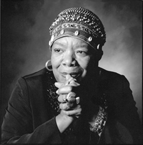 Maya Angelou 1928 - 2014 Photo Courtesy of Wikipedia.org